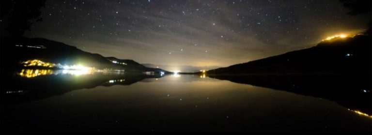 Zona Starlight patrimonio de la Unesco