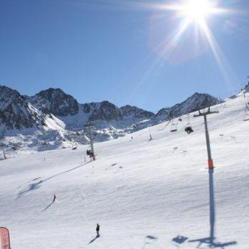 Estacions d'esquí properes